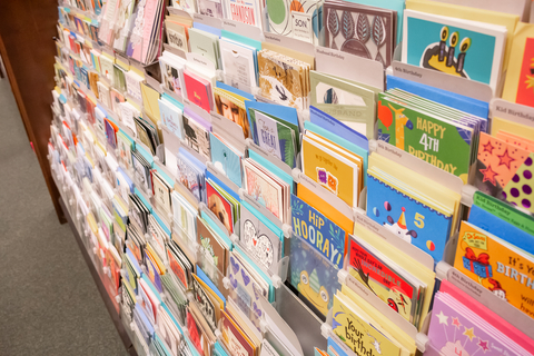 For the Greeting Card industry